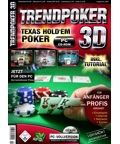 Trendpoker 3D - Texas Hold'em Poker PC CD-ROM in Papierhülle und Pappumschlag