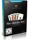 3er-Pack Poker-Black Jack-Hearts The Royal Club (CD-ROM)
