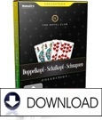 3er-Pack Doppelkopf-Schafkopf-Schnapsen The Royal Club (DOWNLOAD)