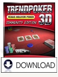 Trendpoker 3D Community Edition (DOWNLOADVERSION)