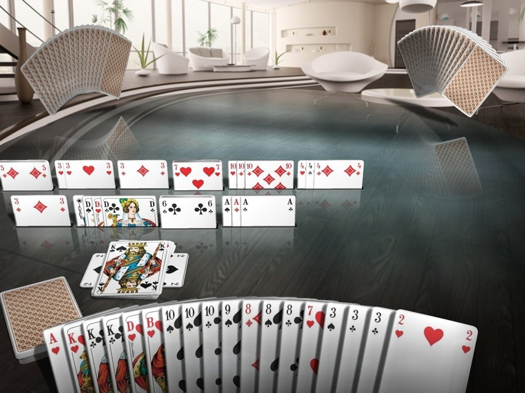 Private online poker games