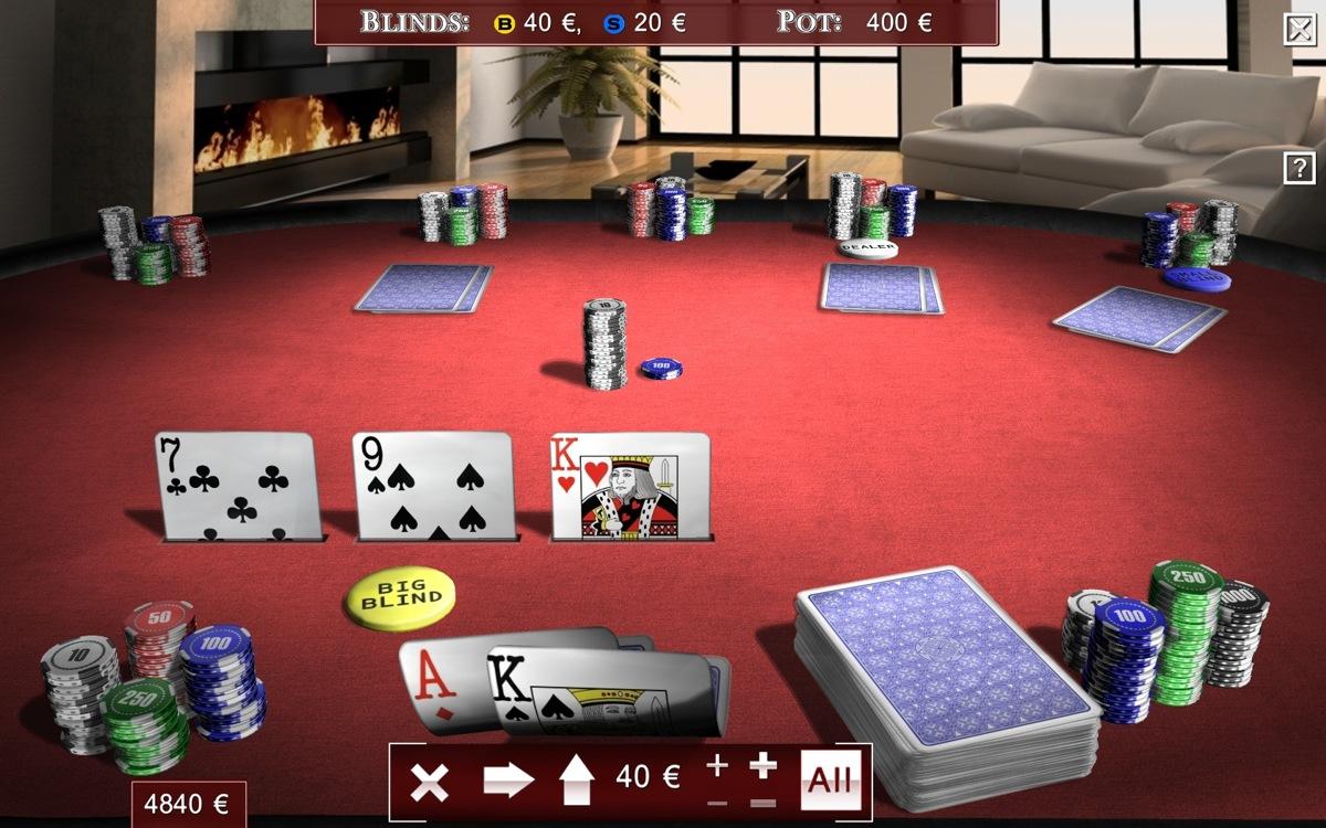 spielanleitung poker texas