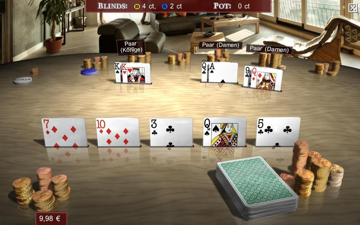 Texas holdem poker spielanleitung